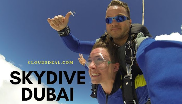 SkyDive Dubai Offers 2020