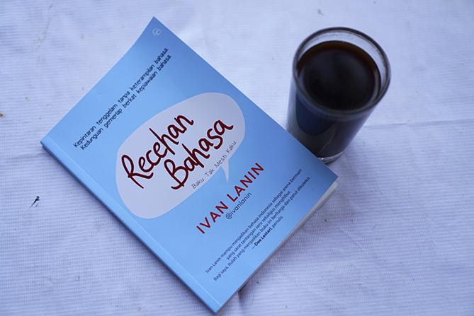 Buku Recehan Bahasa Karya Ivan Lanin