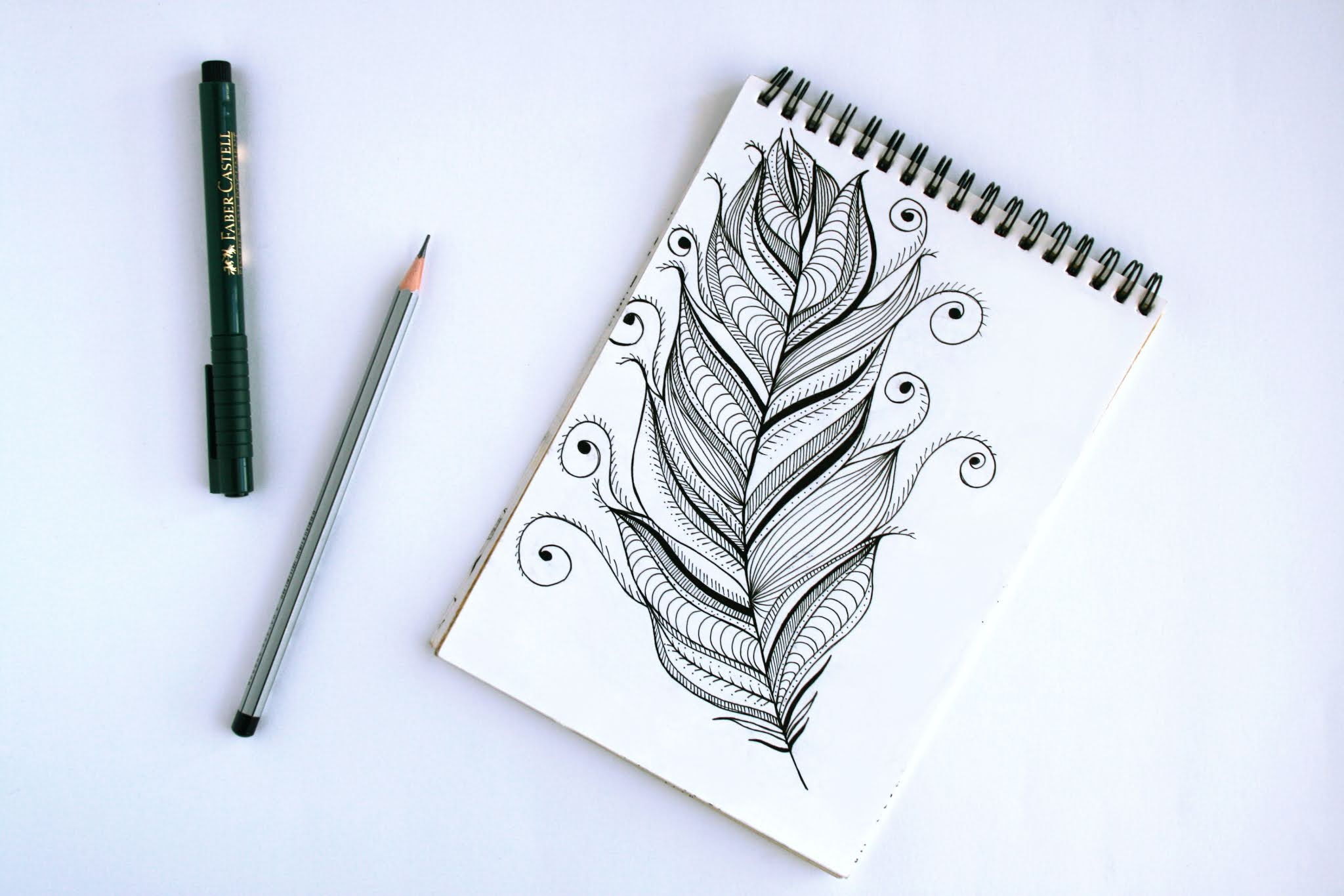 Doodle As A Stress Therapy - Learn How To Calm Down Easily