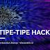 Tipe-Tipe Hacker Berdasarkan Aksinya