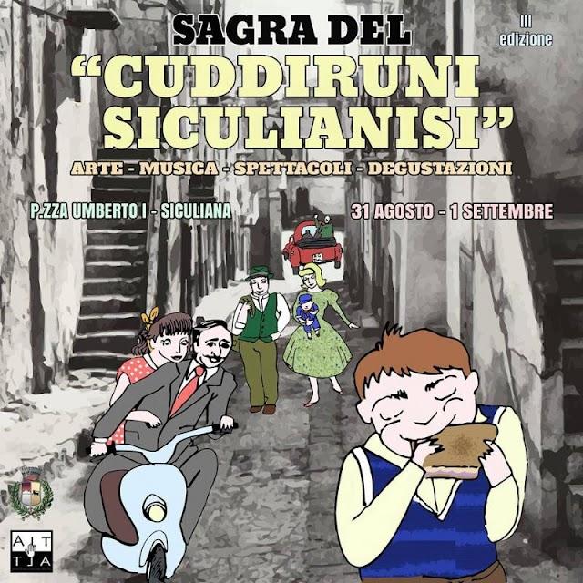 "Sagra del ""Cuddriruni siculianisi"""