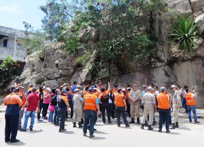 Risco e desastres naturais são temas de curso em Vitória, Espírito Santo