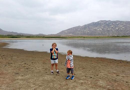 Camping Trip at Lake Perris State Park