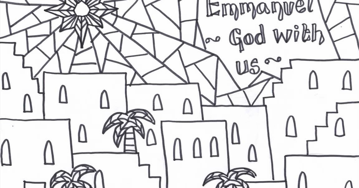 Flame: Creative Children's Ministry: Emmanuel- God with us
