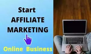 Affiliate Marketing Business