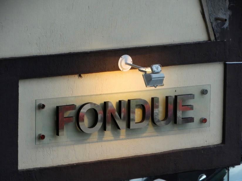 Onde comer fondue em Gramado (RS) - restaurante Château Allemand