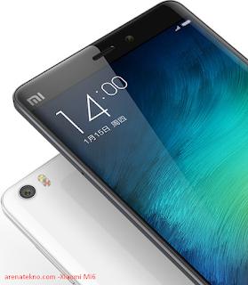arenatekno.com - Spesifikasi dan Harga Xiaomi Mi6 Lengkap