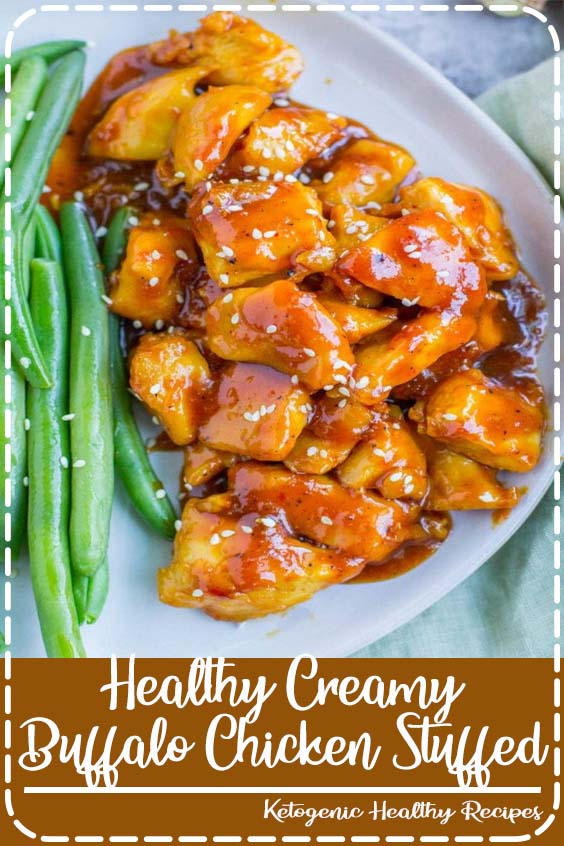 Skip the takeout and make this Healthy Orange Chicken Recipe for dinner! A simple, delicious dinner that is paleo, gluten free, packed with flavor and done in under an hour