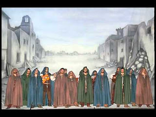 """Popurri con Letra Comparsa """"Los Parias"""" de Juan Carlos Aragón (2006)"""