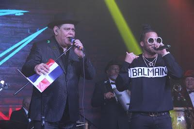 Fernando Villalona y El Alfa.