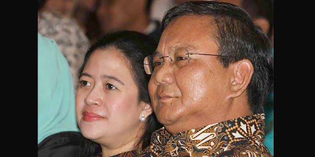 Buah Dari Skenario Prabowo Capres-Puan Cawapres: Gerindra Jadi Partai Terbesar