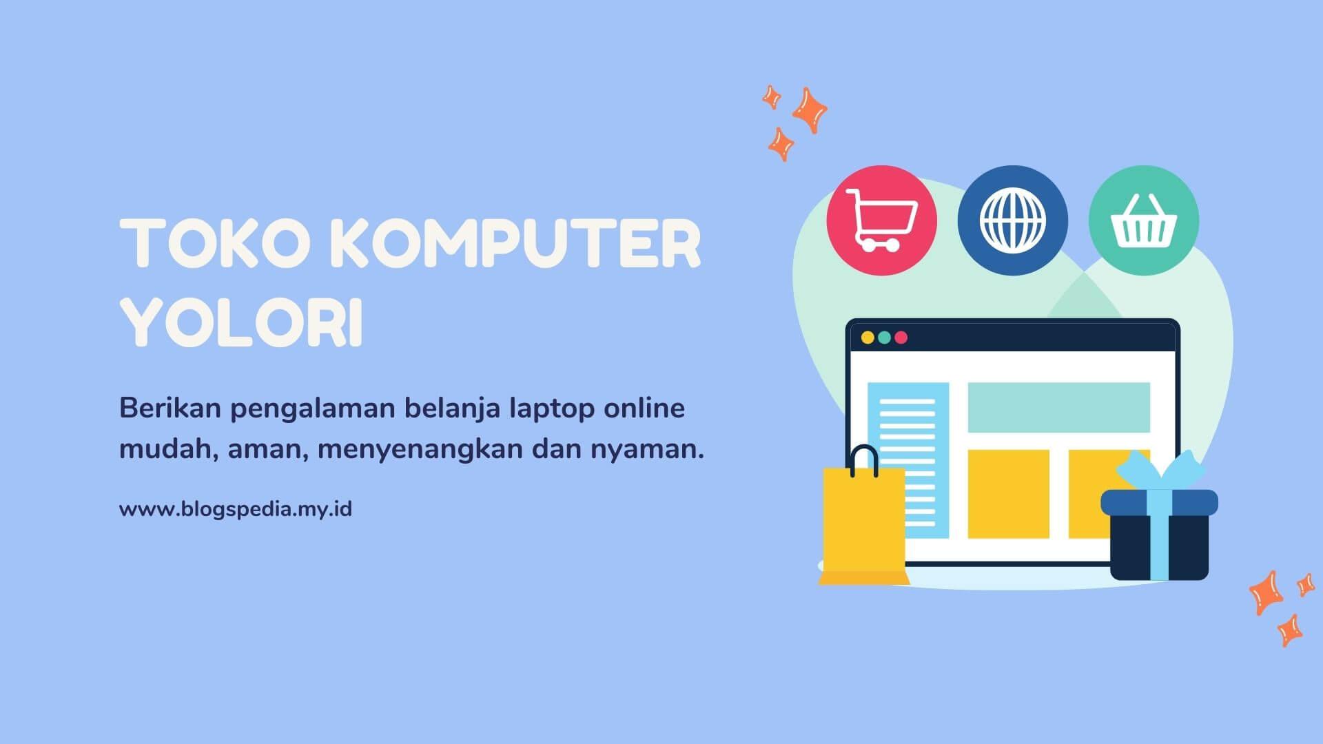 toko laptop online