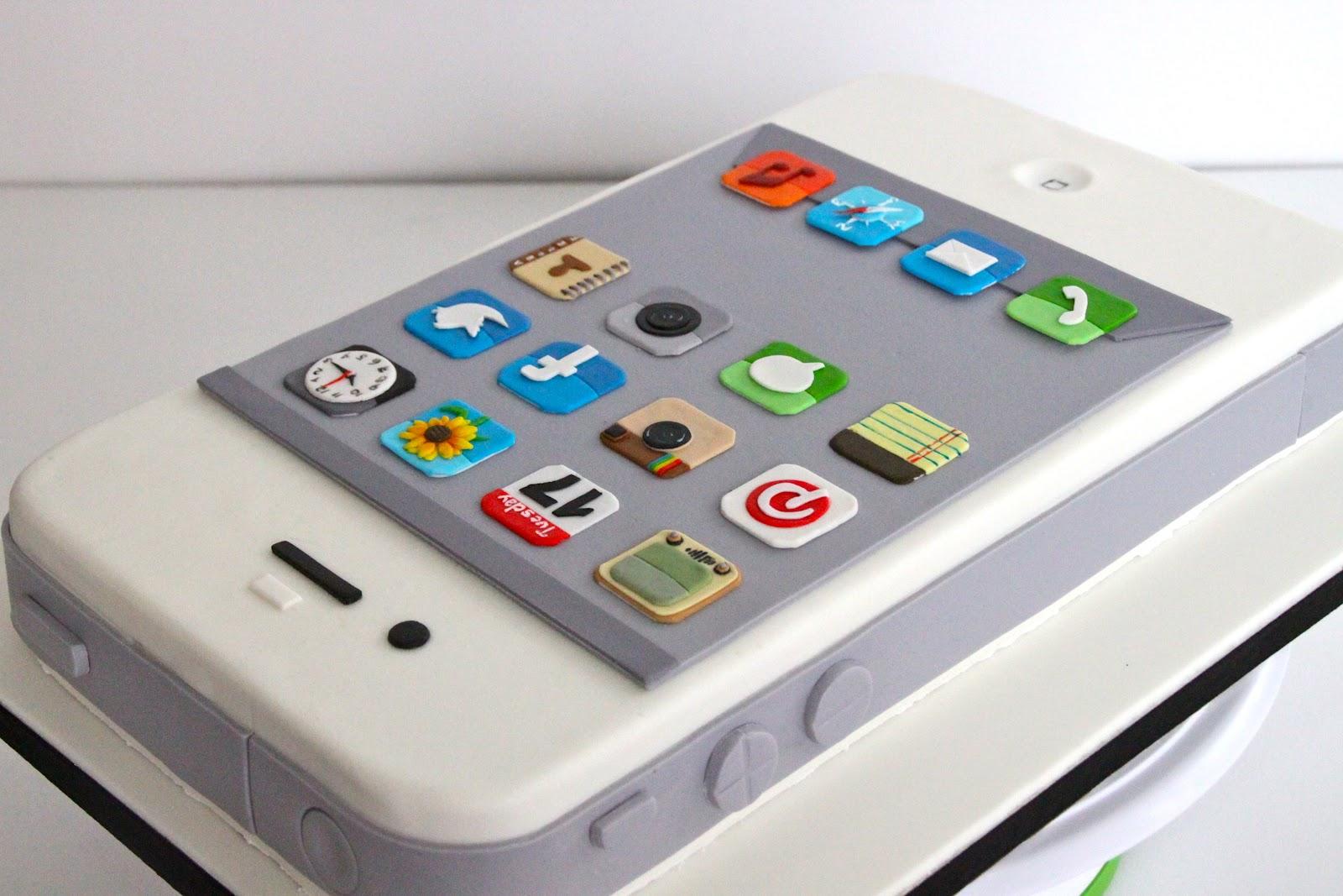 Iphone Birthday Cake App