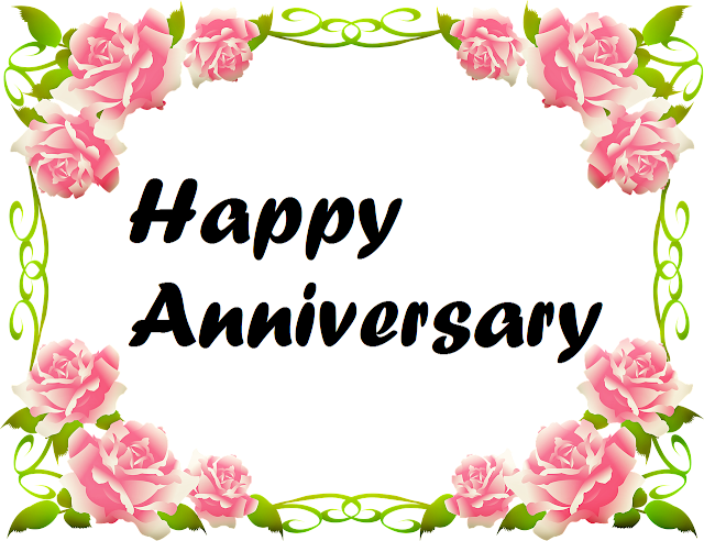 Happy Anniversary Flower Images