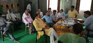 #MLCElection : रमेश सिंह के लिए विभिन्न विद्यालयों का कई टीमों ने किया दौरा | #NayaSaveraNetwork