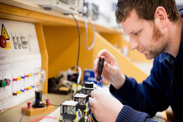 O que faz um Eletrotécnico?