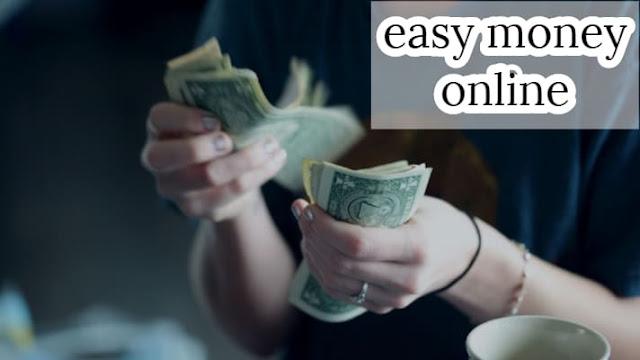 easy ways to make money online