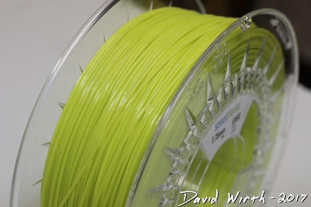 e3d edge filament, petg, copolyester, filament