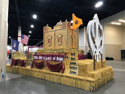 Parade Entry for Sikhs of Utah, 2019