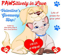 PAWSitively in Love with The French Dog Giveaway Hop