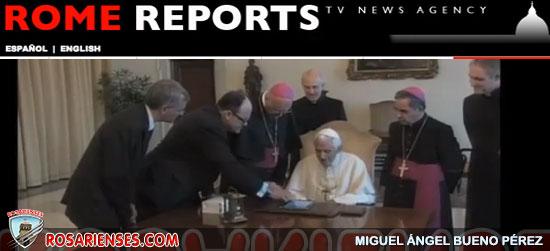 El Papa consigue 501.998 seguidores en Twitter en 24 horas | Rosarienses, Villa del Rosario