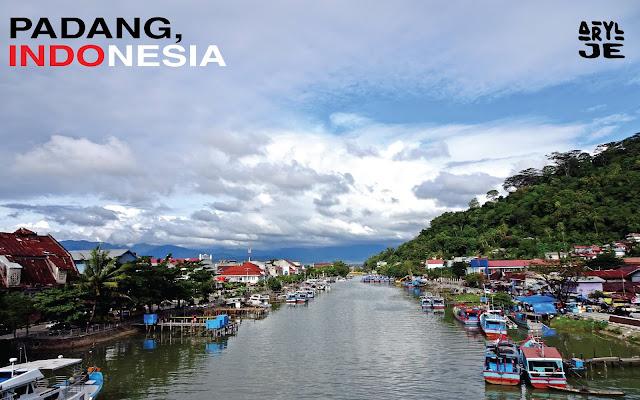 Tarikan Dan Aktiviti Menarik Di Padang,Indonesia
