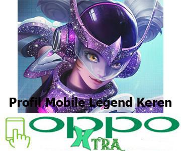 Profil Mobile Legend Keren