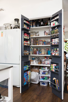 Cara Mengatasi Sudut Dapur Yang Sempit
