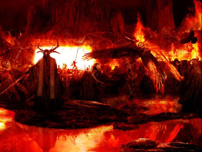 Misteri 12 Iblis yang Berkumpul Dalam Gua di Amerika Tengah
