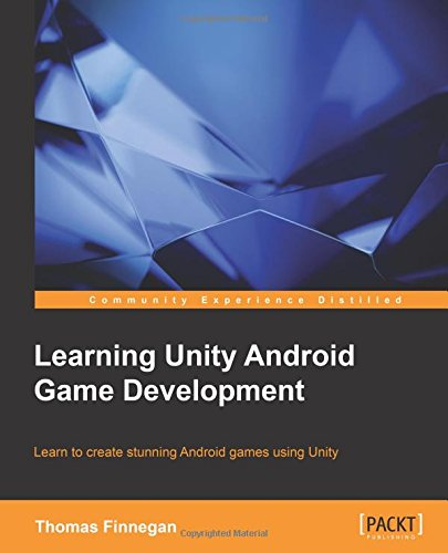 Android Er Learning Unity Android Game Development