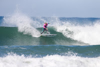 4 Stephanie Gilmore AUS Roxy Pro France foto WSL Laurent Masurel