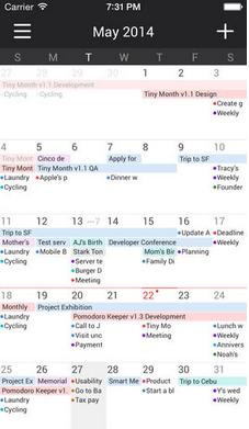 tiny-month