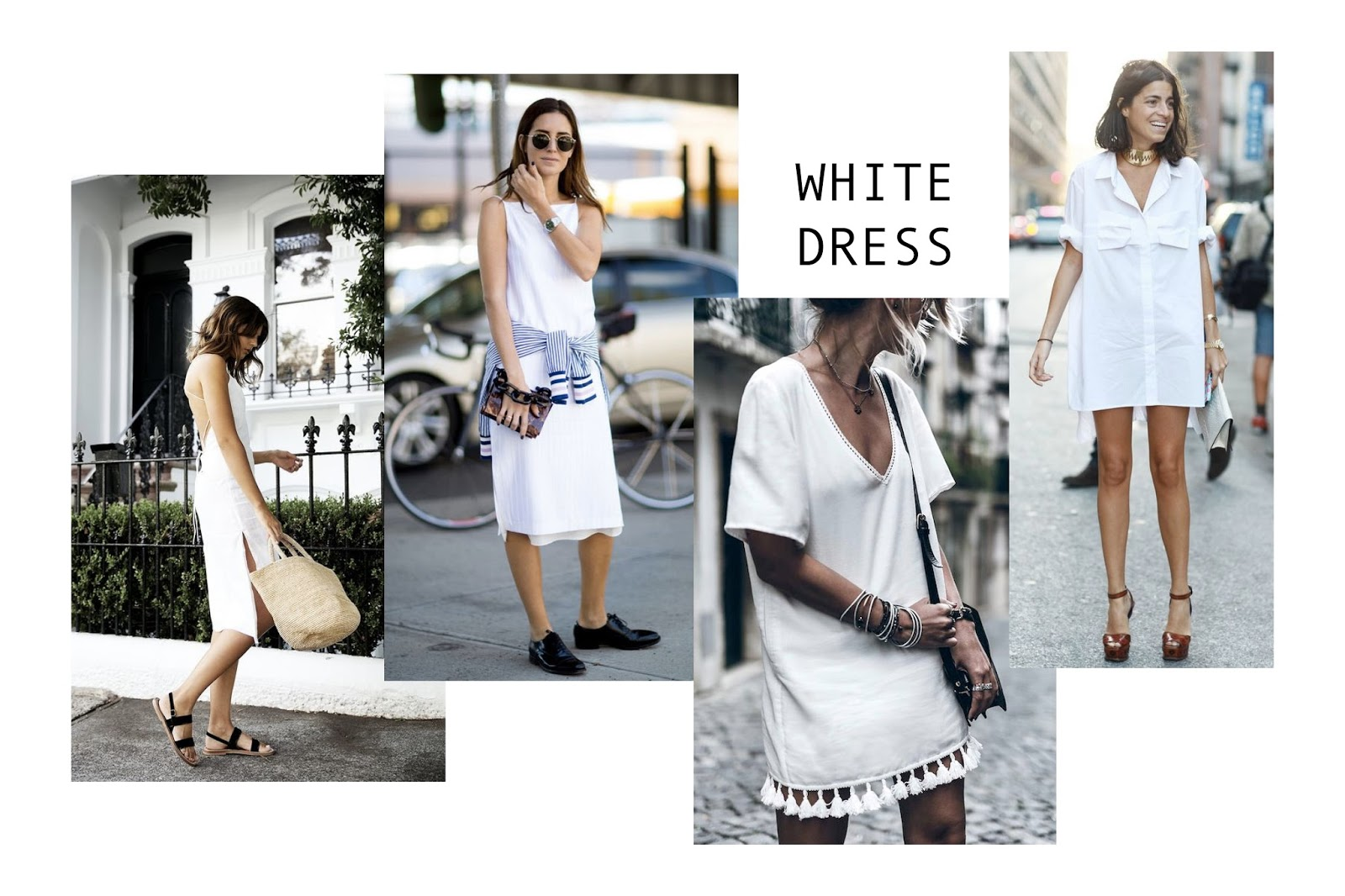 White Dress, Girl From North London, pinterest, fashion blogge