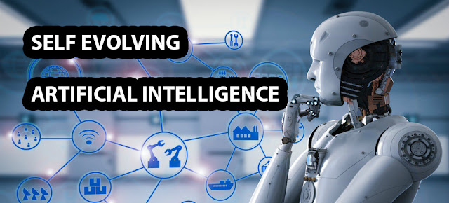 self evolving artificial intelligence
