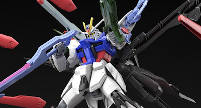 HGGB 1/144 Gundam Perfect Strike Freedom Official Images