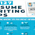 127 Resume Writing Tips #infographic