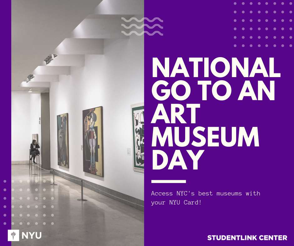 Go to an Art Museum Day Wishes Images