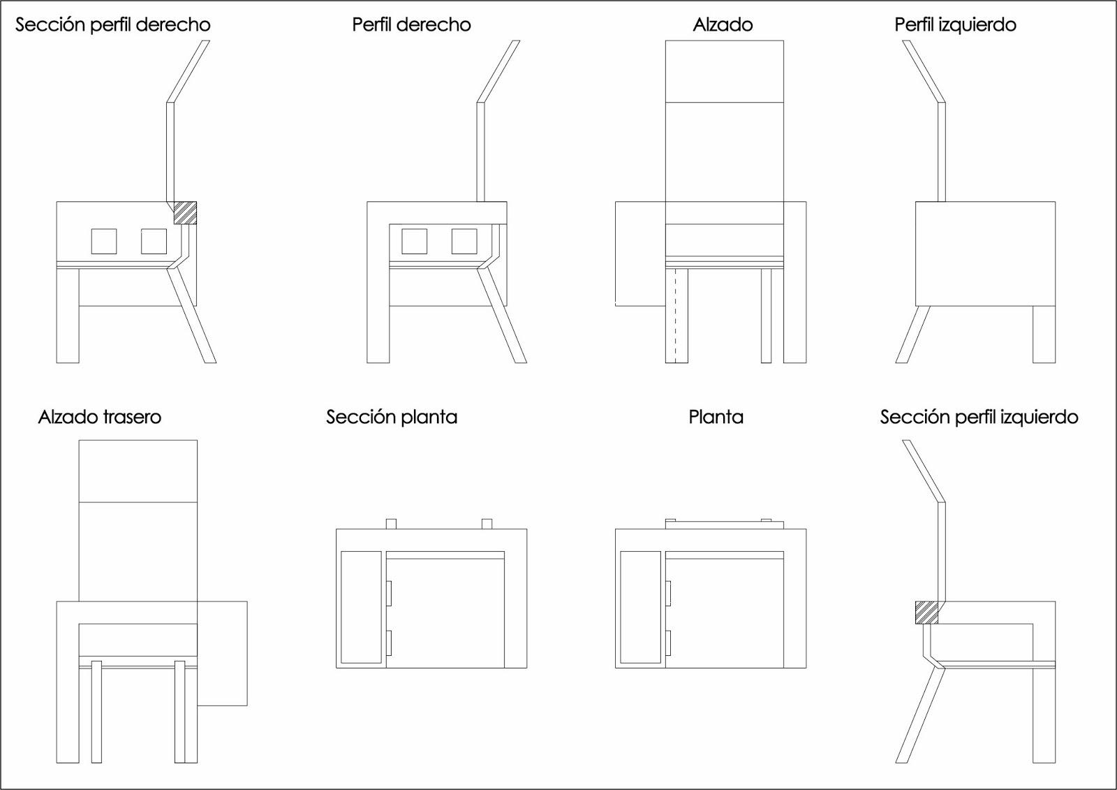 Bloque Autocad Sillon Mediabixcom Inspiração De Design Para Sua