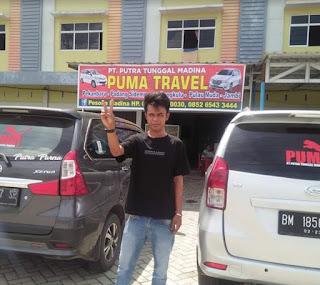 Travel Pekanbaru Jambi