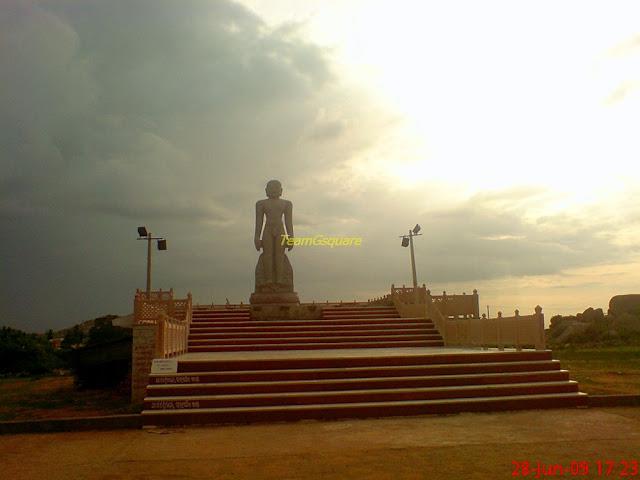 Jain Temple, Mandharagiri Hills
