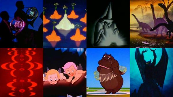 Fantasia Disney Movies