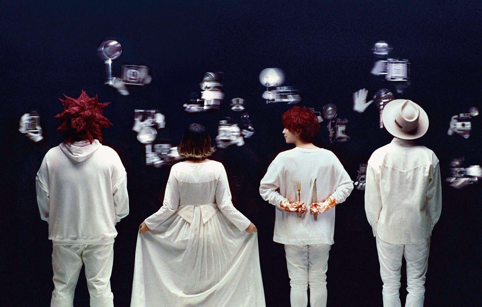 SEKAI NO OWARI (世界の終わり) - Eye Lip Album detail cd dvd tracklist watch official mv