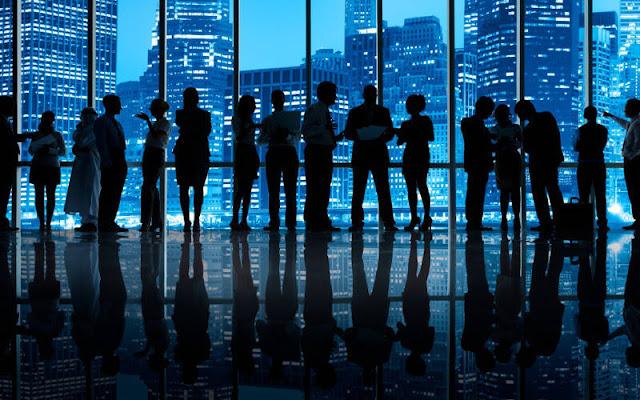 Multinational company via techonomy.com