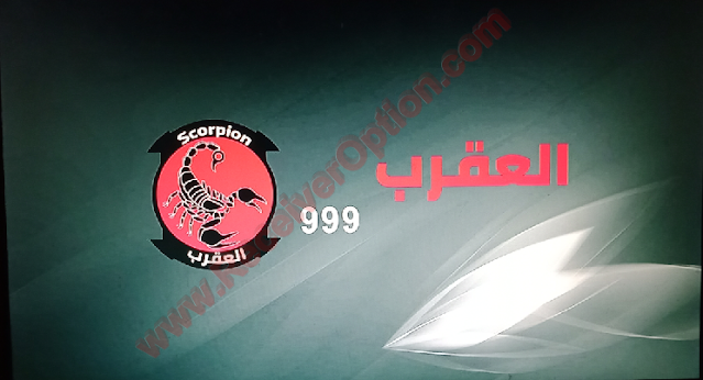 SCORPION 999 1506TV 512 4M NEW SOFTWARE WITH GLOBAL PRO & CLASSICO PRO OPTION
