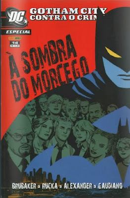 Gotham City Contra o Crime PDF MOBI LER ONLINE