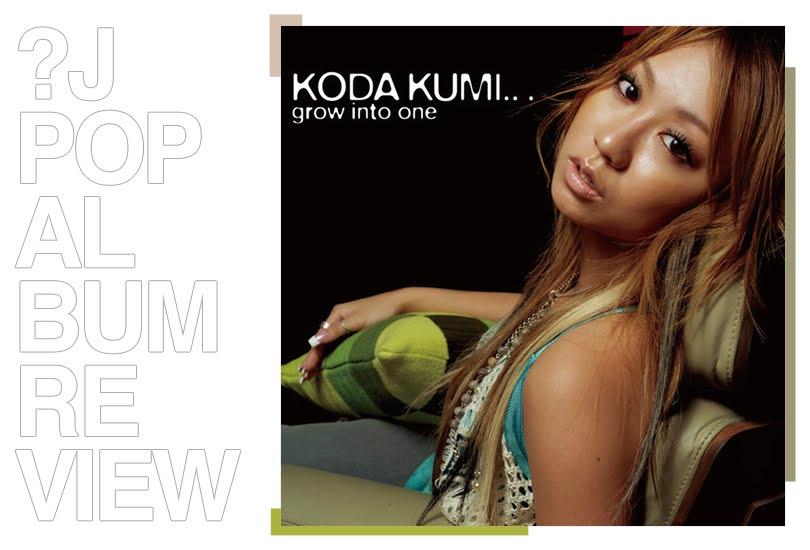 Album review: Kumi Koda - Grow Into One | Random J Pop