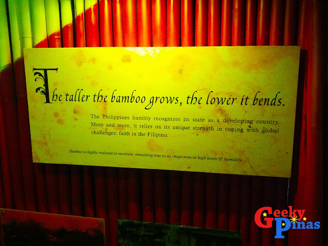 Grass: Routes of a Nation. Bamboo Art Gallery - Ayala Triangle Gardens