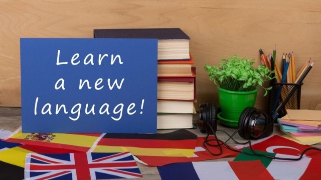 كيفية تعلم أكثر من لغة في الوقت نفسه