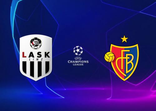 LASK vs Basel -Highlights 13 August 2019