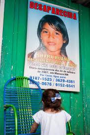 Largo de São Sebastião recebe I Mostra Fotográfica de Pessoas Desaparecidas